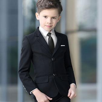 eDressit Black Boys Suits Children Wedding Tuexdo (16191000)