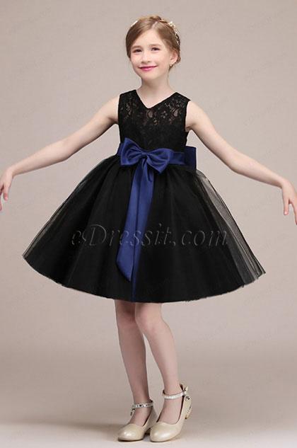 eDressit Bowknot Short Wedding Flower Girl Dress (28192400)