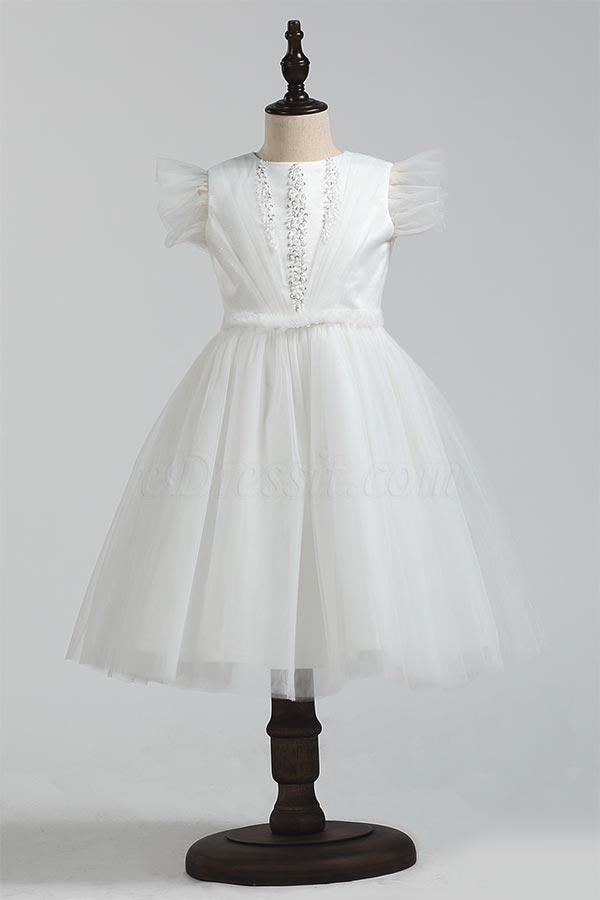 eDressit Princess Handmade Children Wedding Flower Girl Dress (28205907)