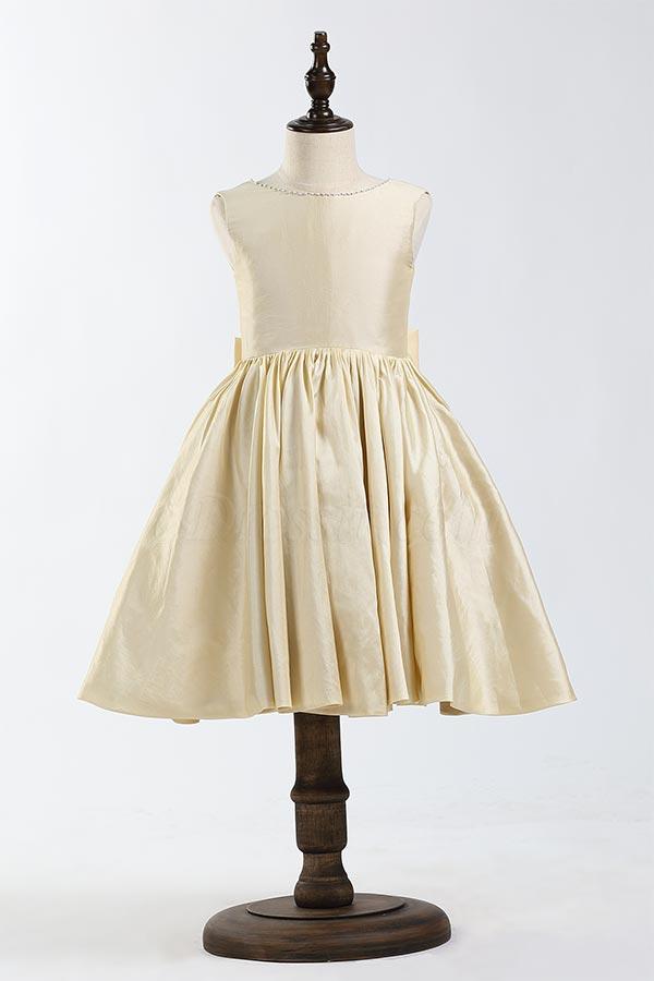 eDressit Bow-knot Children Wedding Flower Girl Dress (28206014)