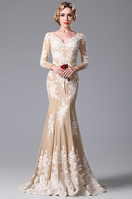 eDressit Spitze Abendkleid Ballkleid Formal Kleid (02150614)