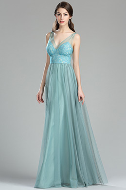 eDressit Beautiful Green Lace Going Out Bridesmaid Dress (00180204)
