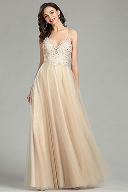 eDressit Платье вечернее выпускное из шифона для спагетти (36181514)