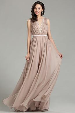 eDressit Pretty Blush Long Fashion Designer Dress (00181246)
