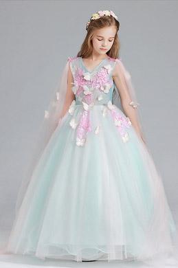 eDressit Green Children Wedding Flower Girl Dress (27190104)