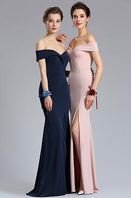 eDressit Платье вечернее с длинным рукавом (02182805)