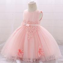 eDressit Cute Round Neck Sequins Tulle Baby Dress (2319016)