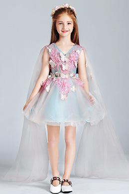 eDressit Lovely Flora Girl Wedding flower Girl Dress (28195404)