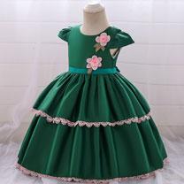 eDressit Empire Short Sleeves Baby Dress (2319027)