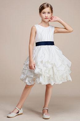 eDressit Princesse Robe de Demoiselle d'Honneur pour Fille (28191107)