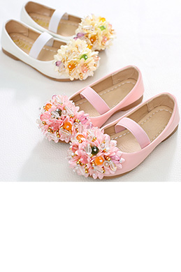 eDressit New Round Toe Cute Flower Girl Party Performance Shoes (250002)
