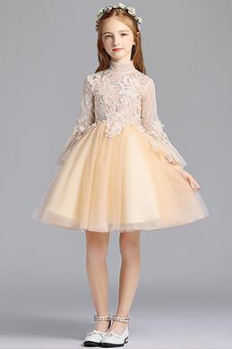 eDressit Lovely Princess Tulle Wedding Flower Girl Dress (28196514)