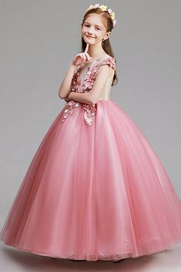 eDressit Classic Flora Wedding Flower Girl Party Dress (27199046)