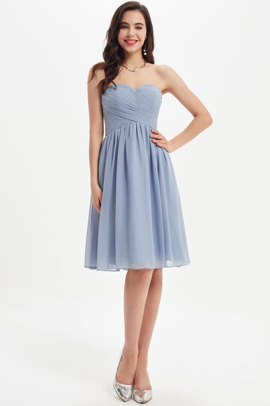 eDressit Corset Sweetheart Cocktail Bridesmaid Dress (07211932)