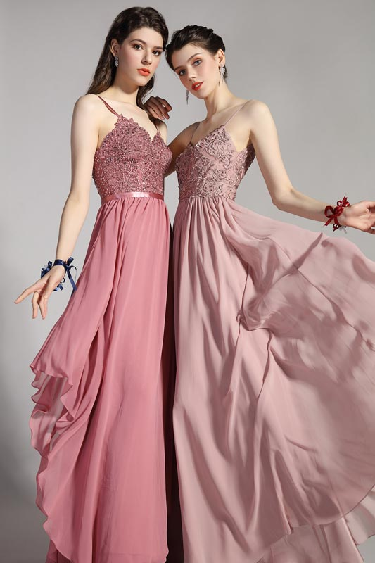 eDressit Sexy Spaghetti V-Cut  Lace Appliques  Party Evening Dress (00205846)
