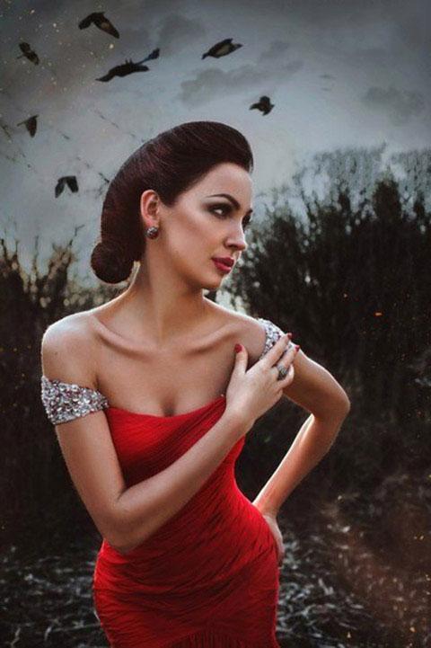 Best seller red dress
