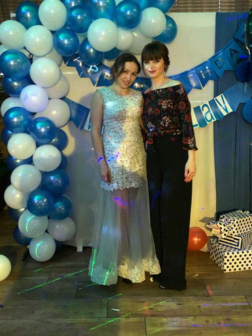 Beautiful Formal Prom Dress Evening Dress